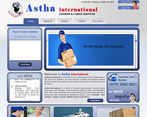 Website Designing and Development USA